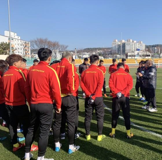 Chuyến tập huấn lần này rất quan trọng trong việc chuẩn bị lực lượng tham dự VCK U23 châu Á 2020. Ảnh: Đoàn Nhật