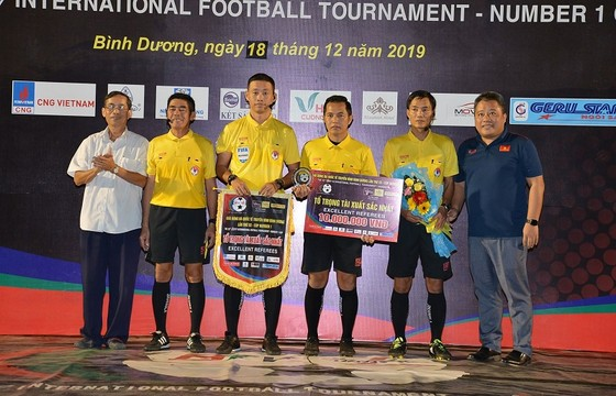 Giải bóng đá Truyền hình Bình Dương 2019 - Cúp Number 1: Cúp ở lại Bình Dương ảnh 2