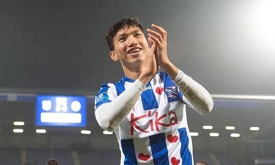 Văn Hậu đang có gắng tìm cơ hội ra sân tại giải vô địch Hà Lan