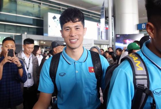 U23 Việt Nam về nước, chuẩn bị cho mục tiêu châu Á năm 2020 ảnh 1