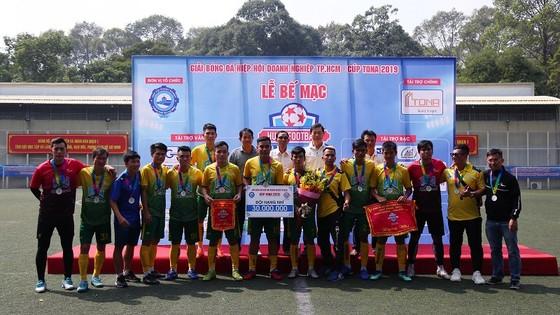 Lê Bảo Minh vô địch giải Huba Football 2019 ảnh 1