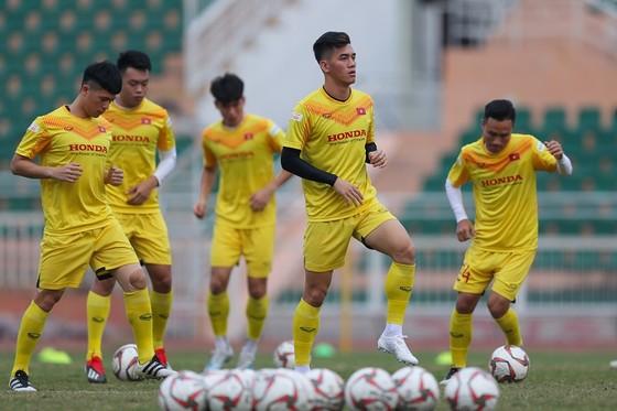 U23 Việt Nam tự tin nhập cuộc với vị thế của đội đương kim Á quân. Ảnh: DŨNG PHƯƠNG