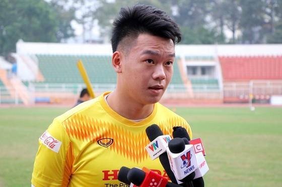 Thành Chung hé lộ thay đổi của ông Park ở trận đấu tập với Bình Dương  ảnh 1