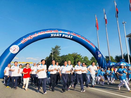 Giải Việt đã chào năm mới BTV năm 2020 ảnh 1
