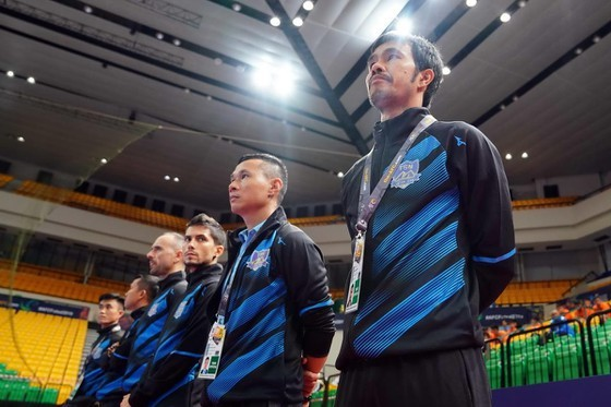 Đội tuyển futsal Việt Nam và mục tiêu World Cup 2020 ảnh 1