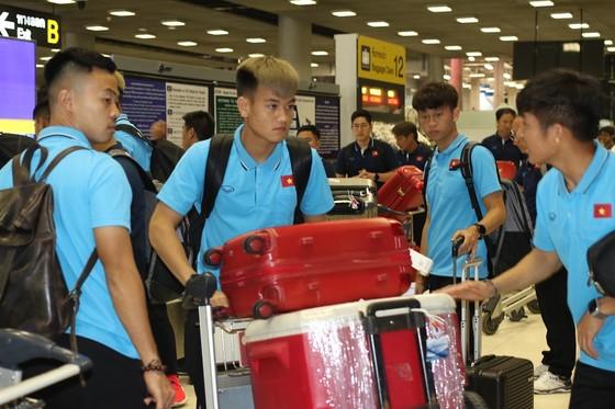 Đội U23 Việt Nam sẵn sàng để bước vào VCK châu Á 2020. Ảnh: ANH KHOA