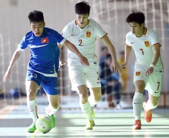 Đội tuyển futsal Việt Nam và mục tiêu World Cup 2020 ảnh 2