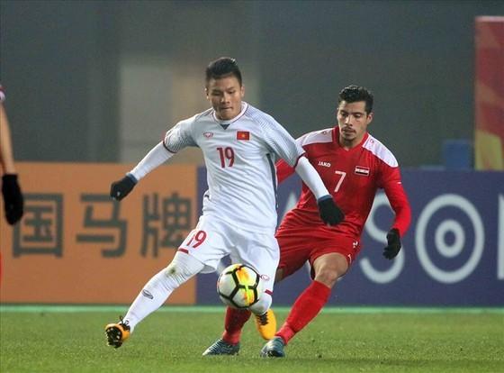 Quang Hải sẽ đóng vai trò thủ lĩnh trong đội hình U23 Việt Nam kỳ này. Ảnh: ANH KHOA