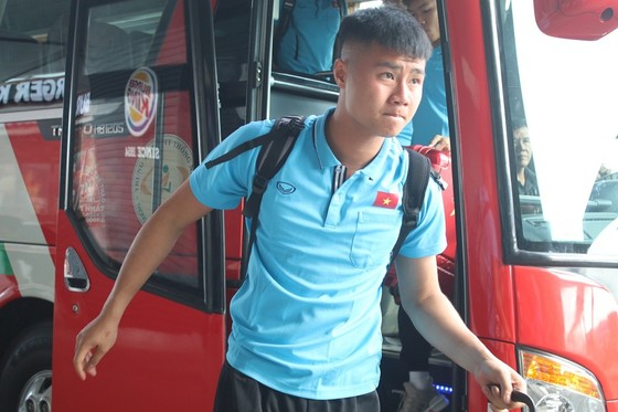 U23 Việt Nam lên đường tham dự VCK Giải U23 châu Á 2020 ảnh 1