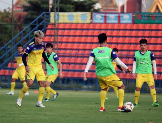 Hậu vệ phải của U23 Việt Nam: Ông Park đã tìm được thuốc chữa 'đau đầu'? ảnh 1