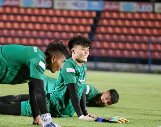 Hậu vệ phải của U23 Việt Nam: Ông Park đã tìm được thuốc chữa 'đau đầu'? ảnh 3