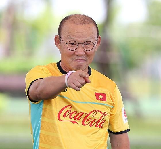 ĐT Việt Nam đã lên ngôi số 1 Đông Nam Á dưới triều đại ông Park Hang-seo. Ảnh: MINH HOÀNG