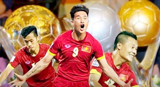 Công Vinh từng 3 lần giành giải thưởng Quả bóng vàng Việt Nam