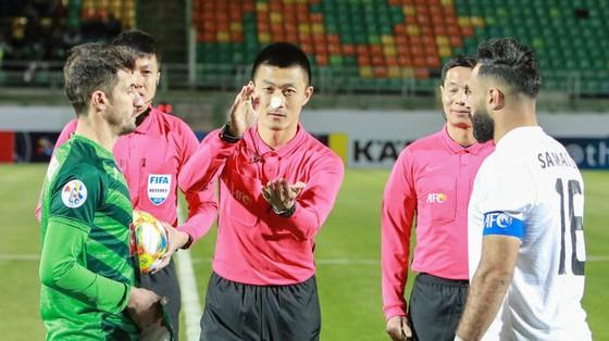 Vòng chung kết U23 châu Á 2020 – Trọng tài cho 2 trận mở màn ảnh 1