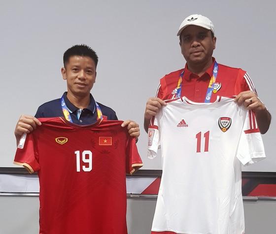 UAE hạ chỉ tiêu giành 3 điểm trước U23 Việt Nam  ảnh 1
