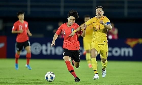 Hàn Quốc giành 3 điểm ở phút cuối ảnh 1