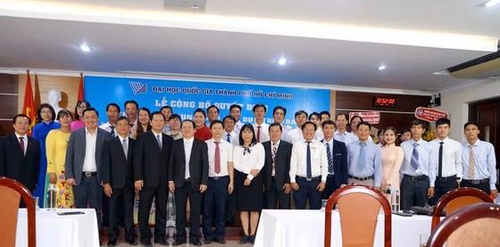 Đại học Quốc gia TPHCM thành lập Trung tâm TDTT  ảnh 1