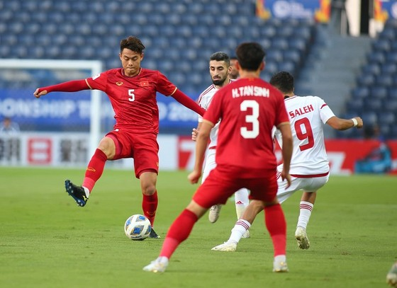 U23 Việt Nam - U23 UAE 0-0: Chia điểm ở trận ra quân ảnh 3