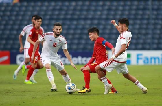 U23 Việt Nam - U23 UAE 0-0: Chia điểm ở trận ra quân ảnh 6