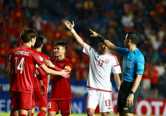 HLV UAE không hài lòng về trận hòa trước U23 Việt Nam  ảnh 1