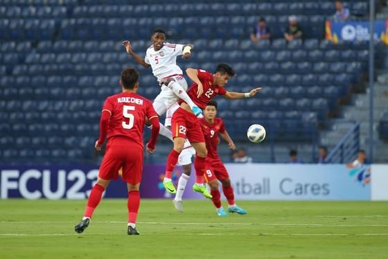 U23 Việt Nam - U23 UAE 0-0: Chia điểm ở trận ra quân ảnh 5
