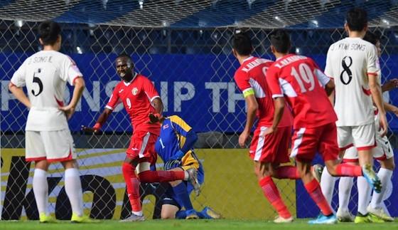 Thắng CHDCND Triều Tiên 2-1, Jordan đứng đầu bảng D sau lượt trận đầu tiên ảnh 1