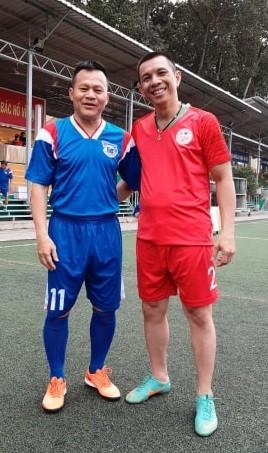Thêm sân chơi cộng đồng do cựu danh thủ Cảng Sài Gòn đứng lớp ảnh 2
