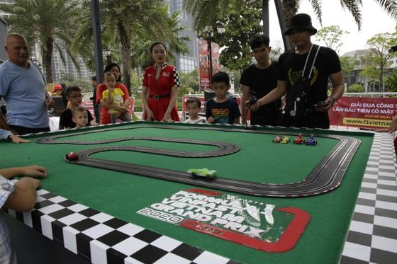 Khởi động chuỗi sự kiện chào đón chặng đua F1 đầu tiên tại Việt Nam ảnh 1