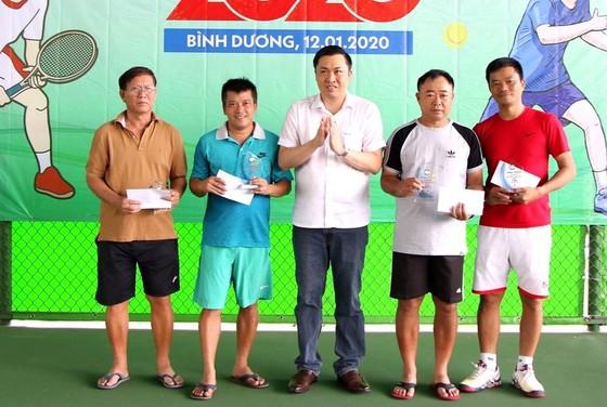 Tổng Công ty Becamex IDC tổ chức giải quần vợt mừng Đảng, mừng Xuân 2020 ảnh 1