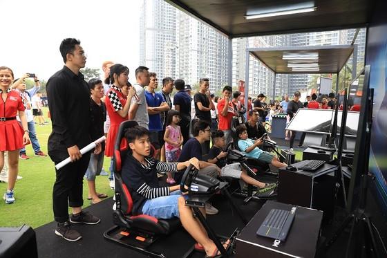 Khởi động chuỗi sự kiện chào đón chặng đua F1 đầu tiên tại Việt Nam ảnh 2