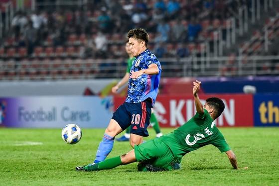 U23 Nhật Bản vào thế phải giành 3 điểm ở vòng này. Ảnh: AFC