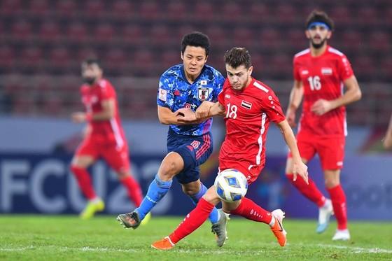 """Nhật Bản gây """"sốc"""" khi trắng tay sau 2 trận. Ảnh: AFC"""