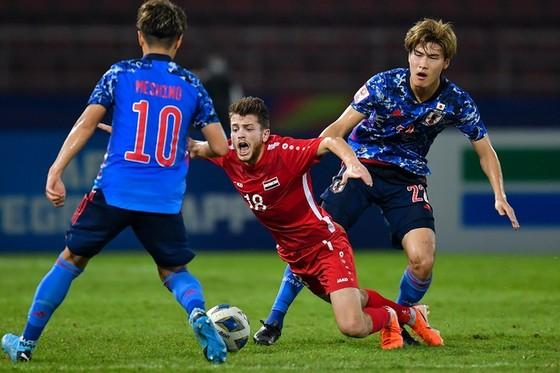 Nhật Bản tiếp tục tạo cú sốc ở VCK Giải U23 châu Á 2020  ảnh 1