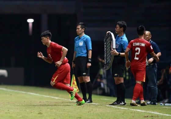 U23 Việt Nam - U23 Jordan 0-0: Việt Nam tạo sức ép dồn dập vào cuối trận ảnh 4