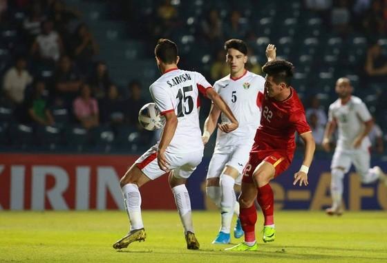 U23 Việt Nam - U23 Jordan 0-0: Việt Nam tạo sức ép dồn dập vào cuối trận ảnh 2
