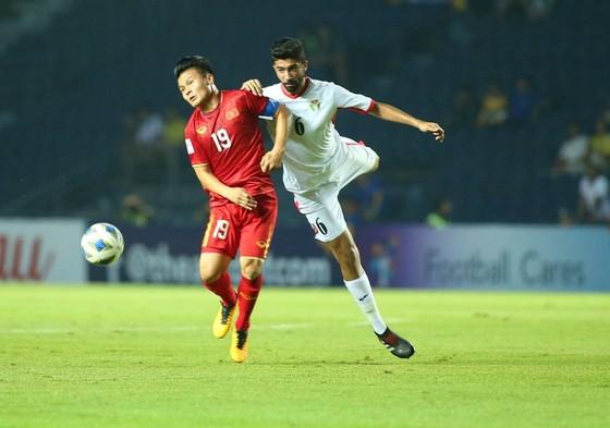 U23 Việt Nam - U23 Jordan 0-0: Việt Nam tạo sức ép dồn dập vào cuối trận ảnh 3