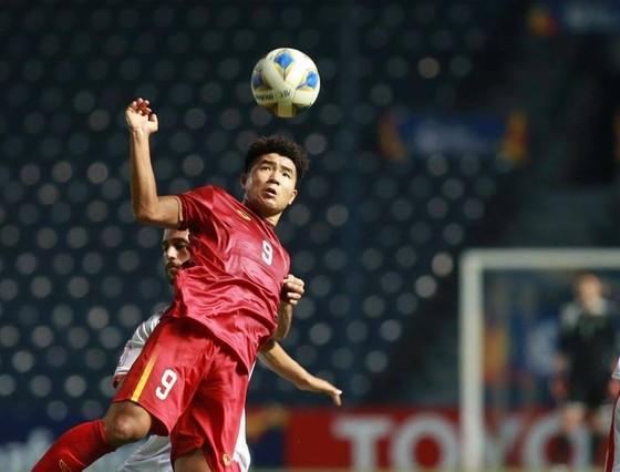 U23 Việt Nam - U23 Jordan 0-0: Việt Nam tạo sức ép dồn dập vào cuối trận ảnh 5