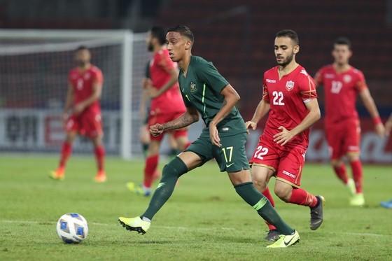Australia và Thái Lan giành vé vào tứ kết Giải U23 châu Á 2020  ảnh 2