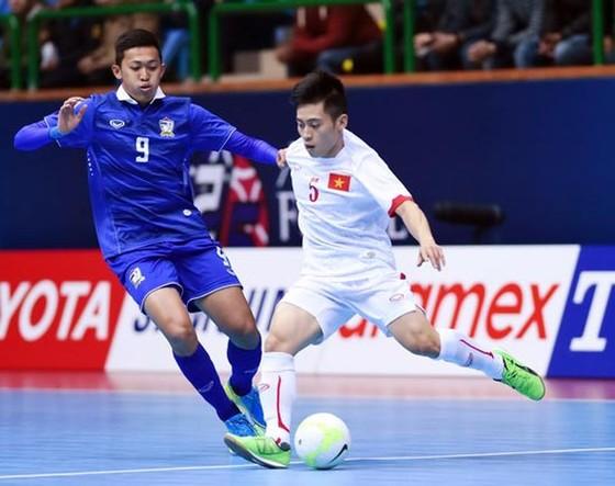 ĐT Futsal Việt Nam gặp Tajikistan ở trận ra quân giải châu Á 2020 ảnh 1