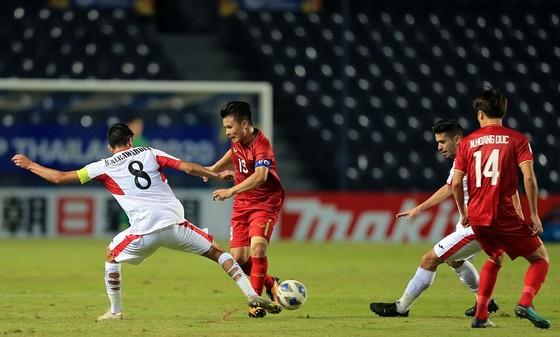 U23 Việt Nam - U23 CHDCND Triều Tiên: Tiến lên Việt Nam ảnh 2