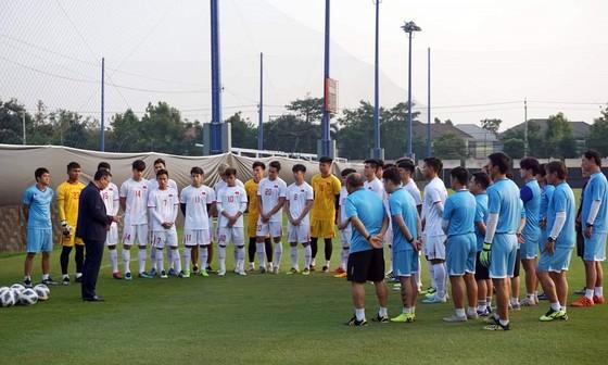 Quang Hải hạ quyết tâm cùng đồng đội giành chiến thắng CHDCND Triều Tiên ảnh 2