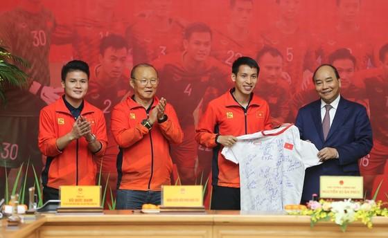 Thủ tướng Chính phủ Nguyễn Xuân Phúc gửi Thư động viên đội tuyển U23 Việt Nam ảnh 1