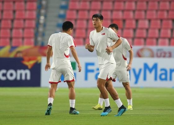 U23 Việt Nam - U23 CHDCND Triều Tiên 1-2: Việt Nam dừng bước ở vòng bảng ảnh 4
