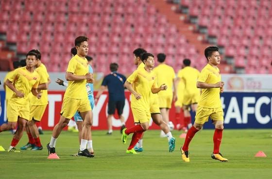 U23 Việt Nam - U23 CHDCND Triều Tiên 1-2: Việt Nam dừng bước ở vòng bảng ảnh 3