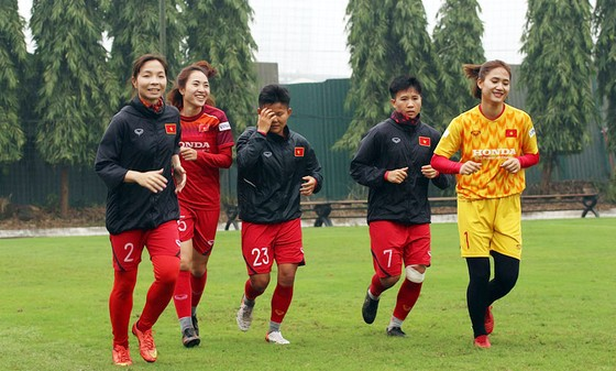 Huỳnh Như cùng đồng đội hướng đến mục tiêu Olympic Tokyo 2020 ảnh 2