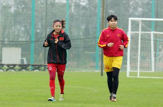 Huỳnh Như cùng đồng đội hướng đến mục tiêu Olympic Tokyo 2020 ảnh 1