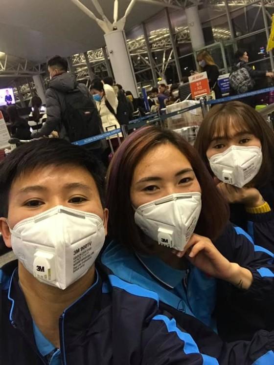 Chương Thị Kiều không sang Hàn Quốc cùng đội tuyển nữ Việt Nam ảnh 1