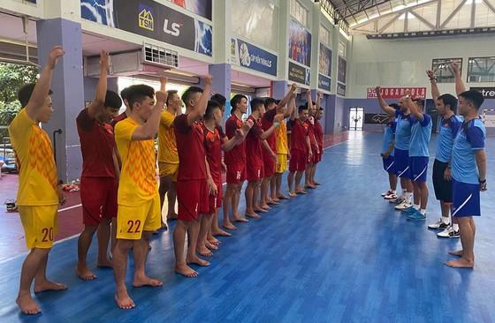 ĐT futsal Việt Nam sẽ gặp các CLB Malaga và Real Betis ảnh 2