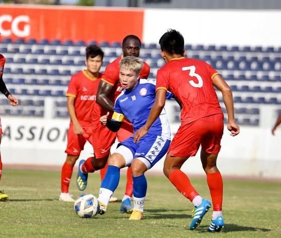 CLB TPHCM vẫn chưa chiến thắng trước thềm AFC Cup 2020 ảnh 1