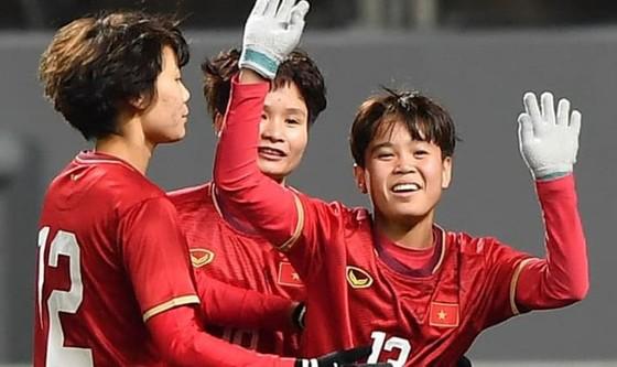 ĐT nữ Việt Nam sẽ tập trung trở lại vào chiều 16-2. Ảnh: AFC